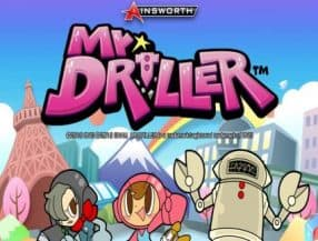 Mr.Driller logo