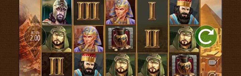 Los grandes emperadores se reúnen en Wonder of Ages