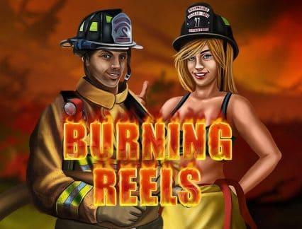 Burning reels горящие барабаны игровой автомат олимп учет