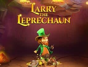 Larry the Leprechaun logo