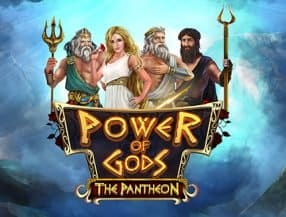 Power of Gods The Pantheon logo