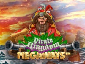 Pirate Kingdom Megaways logo