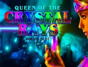 Queen of the Crystal Rays logo