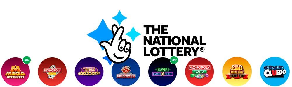 La Lotería Nacional de UK sale a concurso