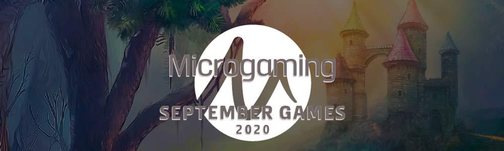Nuevos jackpot progresivo de Microgaming 2020