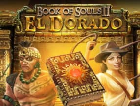 Book of Souls II: El Dorado logo