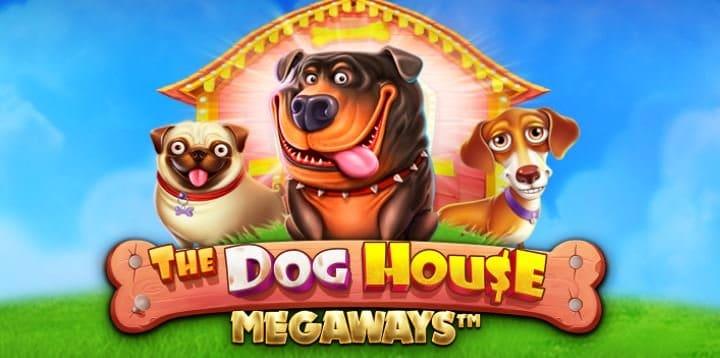 PRAGMATIC PLAY ACABA DE PRESENTAR THE DOG HOUSE MEGAWAYS
