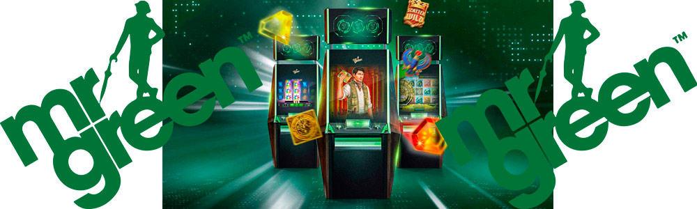Casino Mr Green España ¡ya por fin disponible!