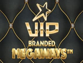 VIP Branded Megaways logo