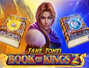 Jane Jones: Book of Kings 2 logo