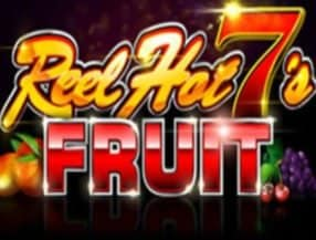 Reel Hot 7's Fruit logo