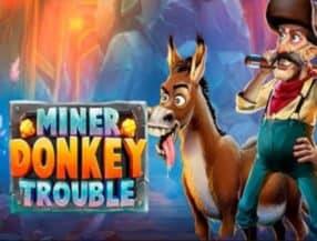 Miner Donkey Trouble logo