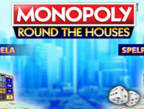 Monopoly Round the Houses logo