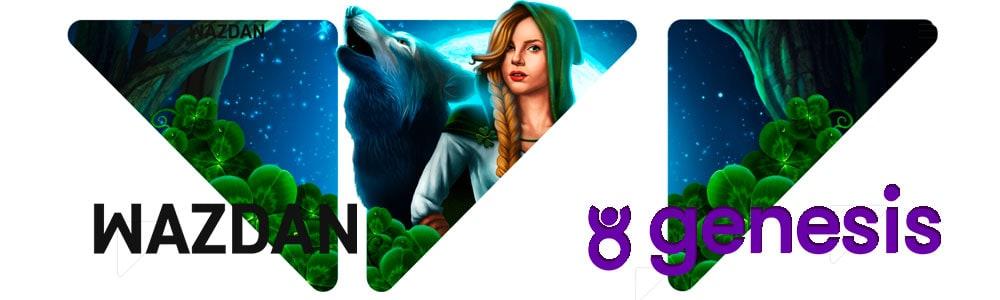 Wazdan distribuirá slots con Genesis Global