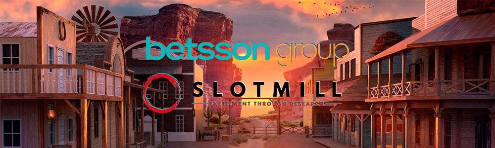 Juegos Slotmill ahora en casino online Betsson