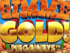 Gimme Gold! Megaways logo