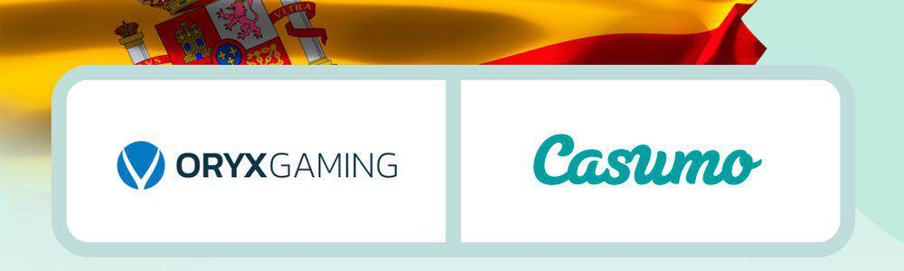Oryx Gaming se consolida en España con Casumo