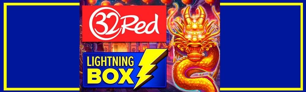 Lightning ShenLong en exclusiva con 32 Red