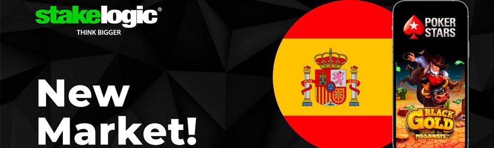 Tragaperras Stakelogic ya en casinos españoles