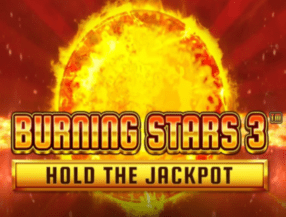 Burning Stars 3 logo