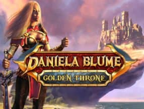 Daniela Blume Golden Throne logo