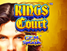 Kings Court Gem Splash logo